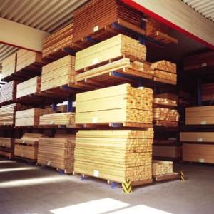 Eine konsequente Lagerhaltung unserer Komponenten gewährleistet die kurzen Fertigungszeiten.